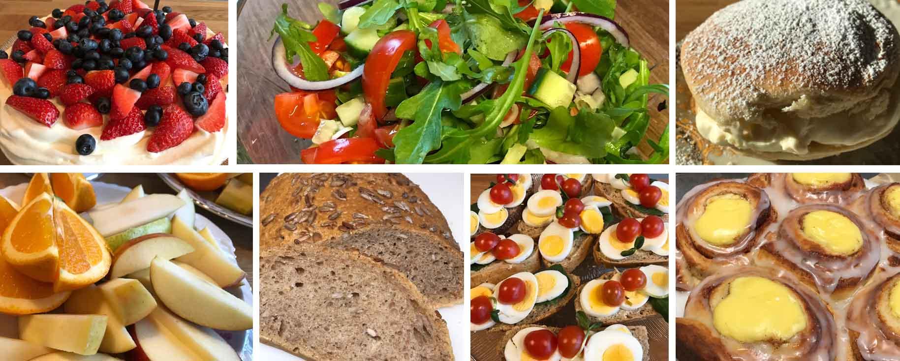 Mat og felleskap