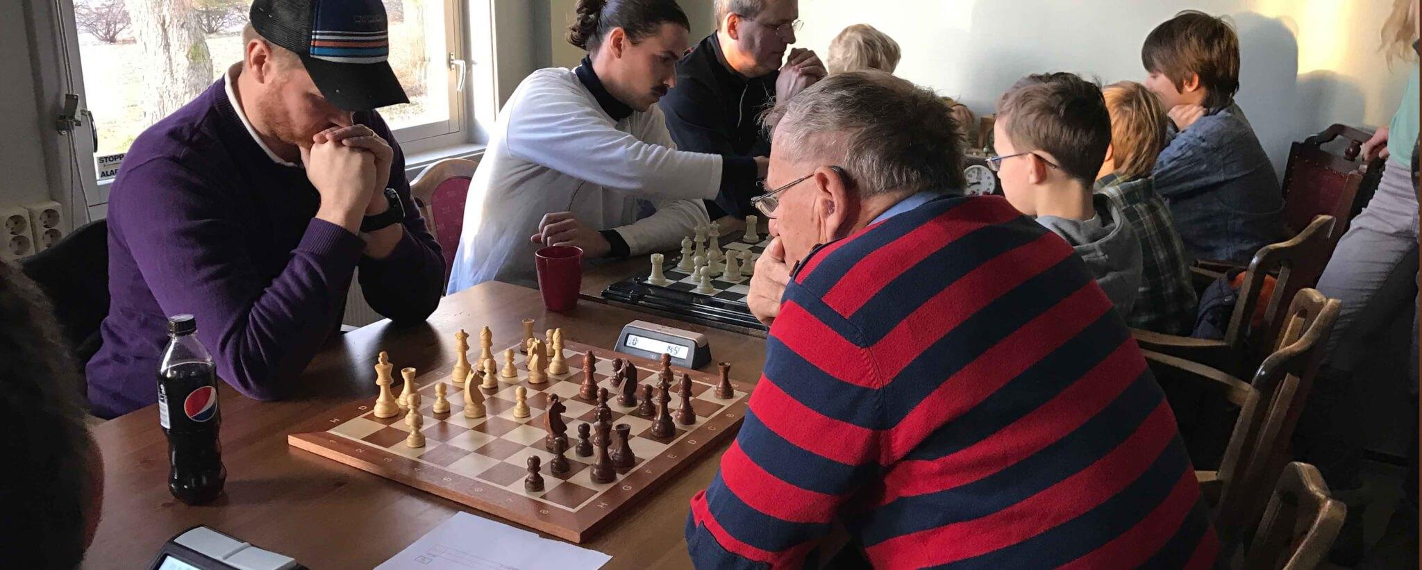 Hurum sjakklubb