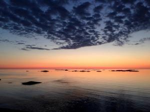 Foto 3 Solnedgang over havet 30x22,5cm 8bit200dpi AdobeRGB