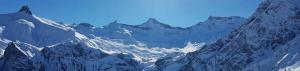 Foto 5 Sol over snødekket fjell 30x7cm 8bit200dpi AdobeRGB